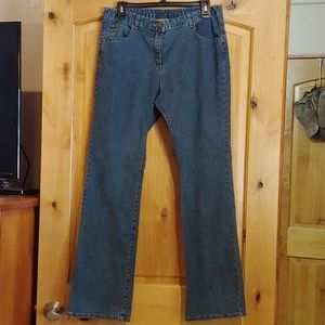 Ruby Rd Blue Jeans pants